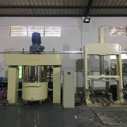 邦德仕行星搅拌机  导热密封胶生产设备制造商