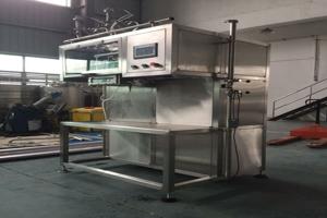 厂家直销BIB全自动无菌灌装机 流量式定量灌装机械设备果汁原浆饮料液体琛菲机械CF-GZ-003