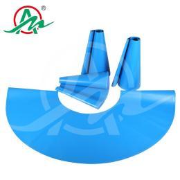 艾麦工业皮带 转弯机输送带 耐磨 防滑 防老化 尺寸稳定