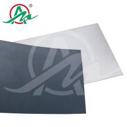 艾麦工业皮带 墨绿色PVC输送带 耐油 不易燃 防老化 尺寸稳定