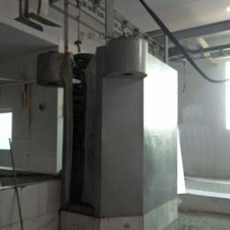 山东鲁新启达不锈钢立式洗猪机