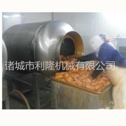 全自动真空滚揉机 不锈钢肉类腌制机 鸡柳鸡翅入味滚揉机
