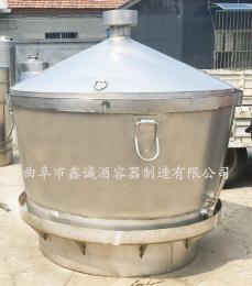 蒸酒容器 厂家直销加工不锈钢设备 酿造设备 酿酒设备