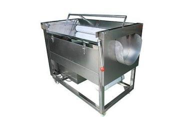 土豆去皮清洗機