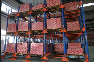 穿梭式货架 穿梭车货架 穿梭式货架价格 重庆穿梭式货架