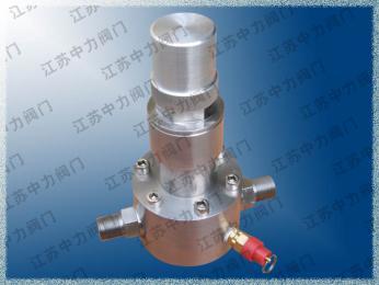 天燃气压力调节阀ZLT-1050A