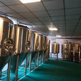北京大型啤酒生产设备  啤酒机械设备厂家