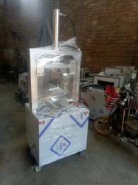 厂家直销切牛头机 猪头劈半机 劈猪头机 猪头劈半机设备