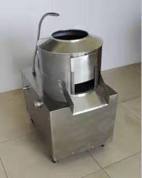 厂家直销土豆去皮机 土豆脱皮机设备 土豆磨皮机图片