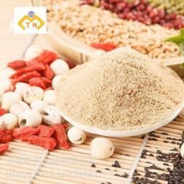 濟南鑫貝發膨化玉米粉生產線,營養粉擠壓膨化機生產線