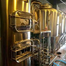 德国原浆自酿啤酒设备,酒吧酿酒设备