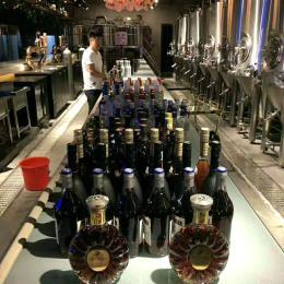 500升小型酒館精釀啤酒設備價格