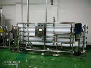 化纖配藥純水設備/蘇州純水處理設備/自動化水處理設備