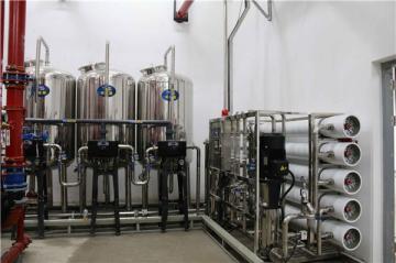 吳江純水機 半導體芯片超純水設備 水處理濾料