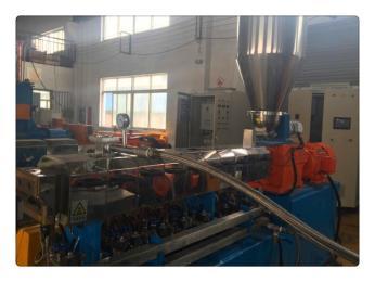 滌綸回收造粒機,滌綸回收造粒機械(制造商)