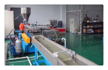 PET回收造粒機,PET回收造粒機械設備(制造商)
