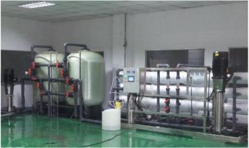 化纖配藥純水設備/南京純水處理設備/自動化水處理設備