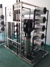 吳江雙級反滲透設備 液晶顯示器超純水設備 水處理耗材更換
