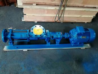 普通型轴不锈钢G型单螺杆泵