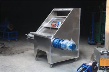 螺旋挤压式猪粪牛粪便脱水机 鸡粪固液分离机 干湿分离机