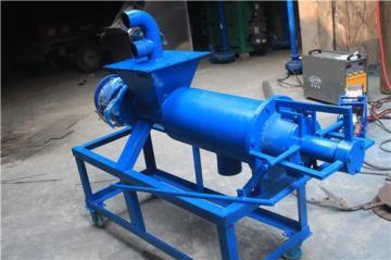 养殖粪便干湿分离机 牛粪固液粪便分离机 猪粪脱水机