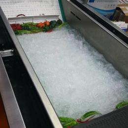 白菜 大頭菜不銹鋼氣泡清洗機