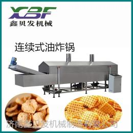 鑫貝發 臨沂 高效專業小米鍋巴生產機械 小米鍋巴生產廠家