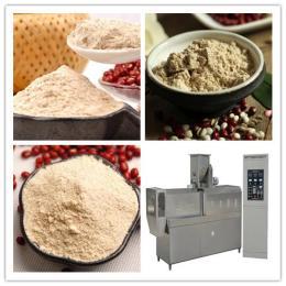 鑫贝发 营养粉生产线 膨化营养米粉生产设备机械 变性淀粉膨化机