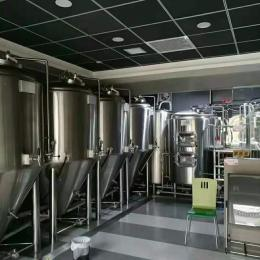 啤酒屋小型自酿啤酒设备价格