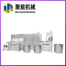 滨州全自动花生豆腐机视频 浆渣分离豆腐机批发厂家 种类齐全
