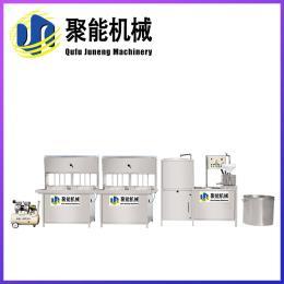 四平2019全自动商用豆腐机 电加热豆腐机商用 聚能包教生产
