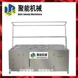 河源食品加工小作坊腐竹机 小型腐竹机生产线 聚能全套设备