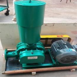 山东澳源污水处理成套设备 罗茨鼓风机65型号报价