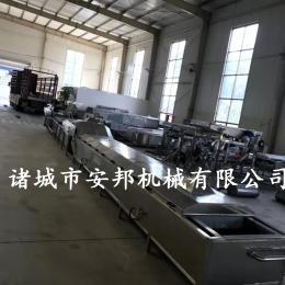 厂家�e生产玉米专用蒸煮机生产线 安邦制造