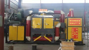 河北催化燃烧设备加工订作制造生产厂家