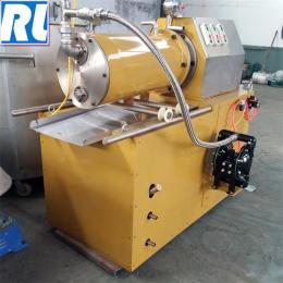 涂料臥式砂磨機 不銹鋼臥式砂磨機  臥式密閉錐形研磨機
