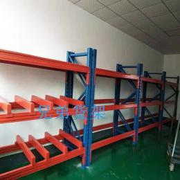 工厂工业重型金属五金仓库货架直销横梁式重型仓储可拆卸定制