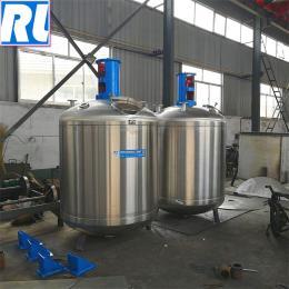不銹鋼反應釜 電加熱反應釜