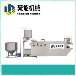 厂家供应大中小型豆腐皮机械设备 全自动仿手工豆腐皮机批发价格