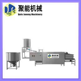 河南洛阳全自动豆腐机商用 一机多用豆腐机现货供应 聚能种类齐全