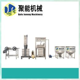 周口升降式豆腐皮机批发厂家 圆形豆腐皮机械省人工 聚能包教技术