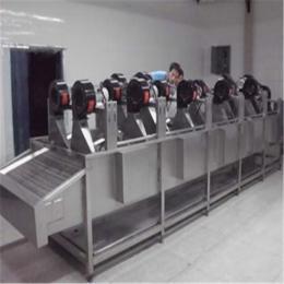 廠家供應翻轉式連續風干機   食品包裝袋風干機