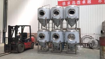 音乐餐厅精酿鲜啤啤酒设备原浆精酿啤酒设备厂家