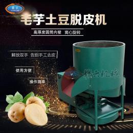 赣云机械200斤土豆毛芋去皮机脱土豆皮的设备脱皮机