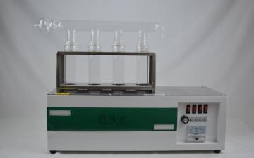四孔可控硅井式電加熱消化爐