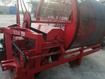 滚筒式元胡贝母药材收获机加工定制各种机型
