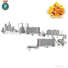 燕麦片生产线全自动谷物膨化机