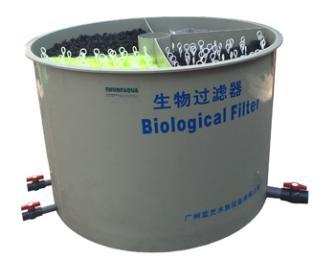 渔悦 工厂化养鱼 循环水养虾 污水生物处理 流沙过滤器