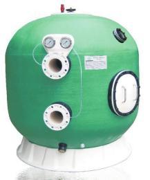 漁悅 循環水過濾設備大流量過濾砂缸 砂濾罐 BF2000