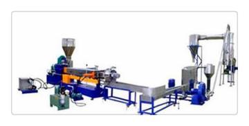 碳酸钙造粒机 ,碳酸钙高填充母粒生产线